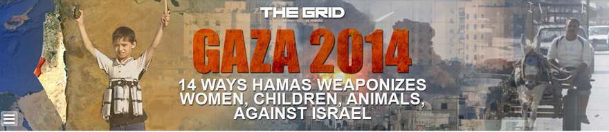 14 Ways Hamas Weaponizes Women, Children, Animals, Against Israel